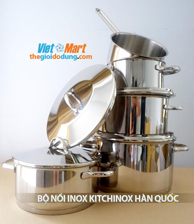 Bộ nồi Bếp từ Hàn Quốc giá rẻ nhất