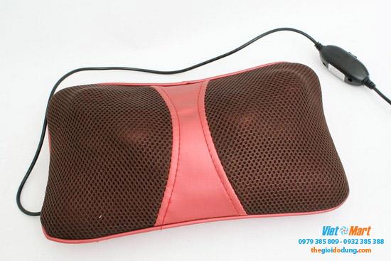 Hình ảnh gối massage Magic PL-818 có hồng ngoại