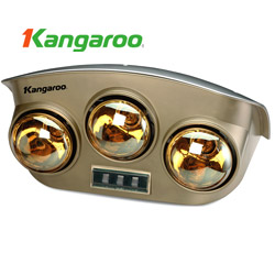 Đèn sưởi treo tường Kangaroo KG251 ava