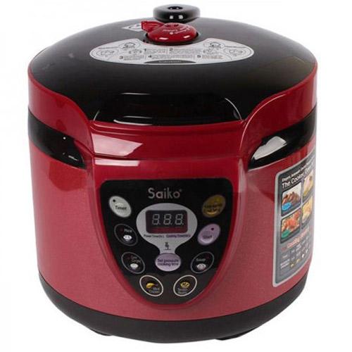Nồi áp suất điện Saiko EPC-518D