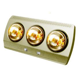 Đèn sưởi phòng tắm Kottman Đức 3 bóng K3B ava