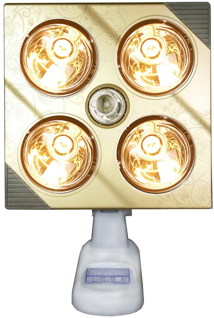 Đèn sưởi phòng tắm Kottman Đức 4 bóng K4B-G