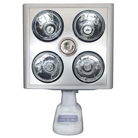 Đèn sưởi nhà tắm Kottmann Đức 4 bóng K4B-S ava