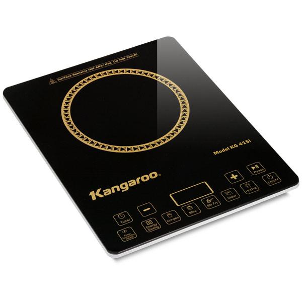 Bếp điện từ đơn Kangaroo KG415i siêu mỏng