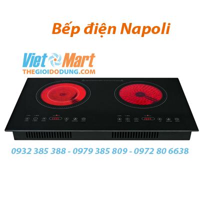 Bếp đôi điện hồng ngoại Napoli NA-400K1 ava