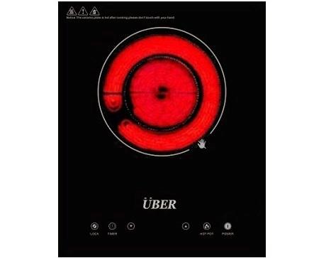 Bếp hồng ngoại đơn Uber S100BS