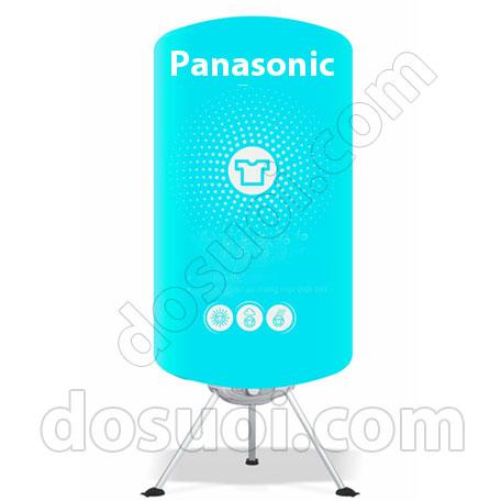 Tủ sấy quần áo Panasonic HD 802 dạng lồng tròn