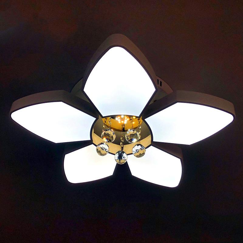 Đèn LED ốp trần trang trí B5 5 cánh
