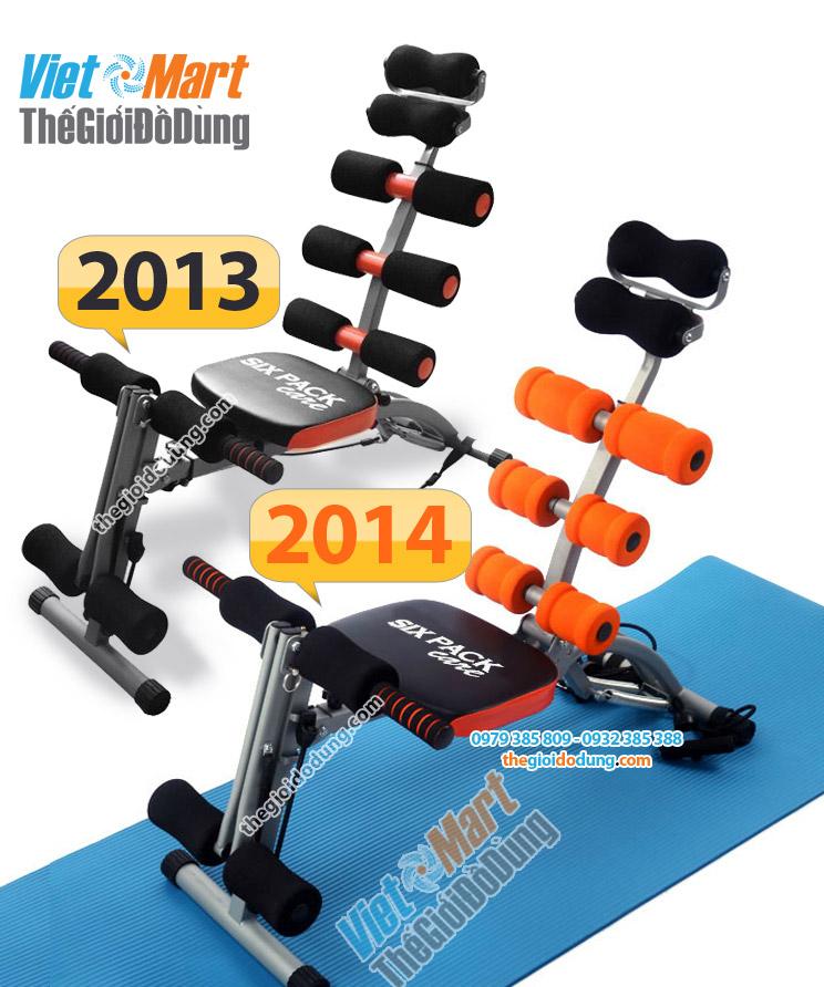 Máy tập bụng tổng hợp Six Pack Care tốt nhất 2013 và 2014