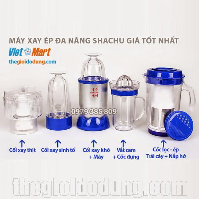 Máy xay sinh tố đa năng Shachu SHC-A368