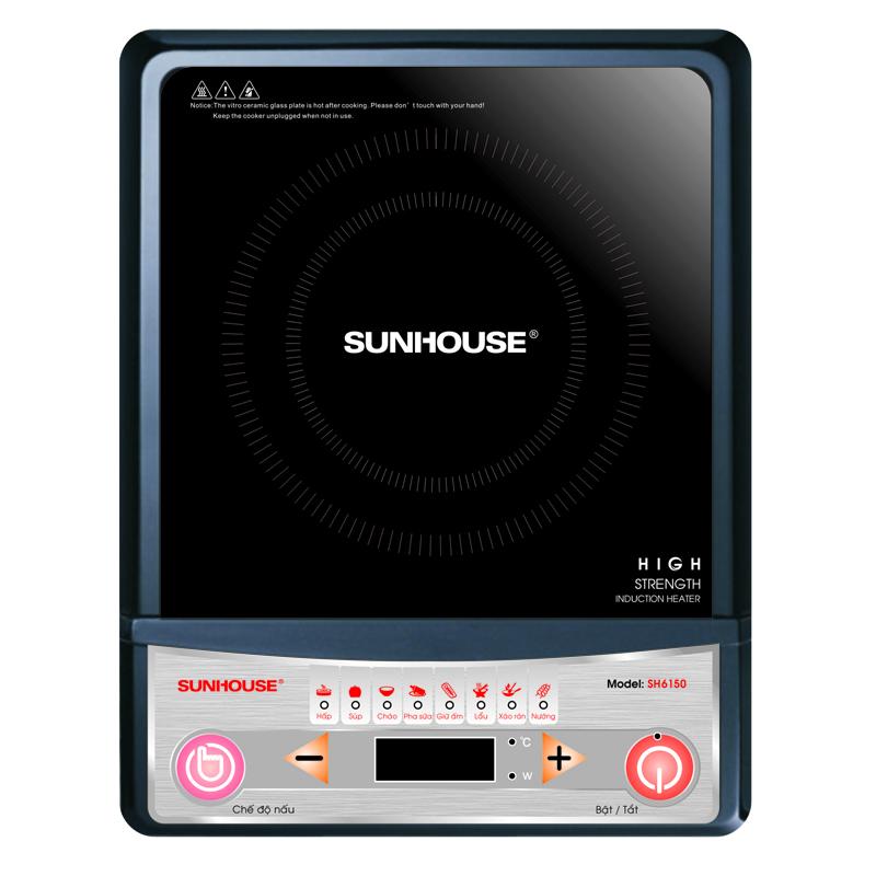 Bếp điện từ nhập khẩu Sunhouse SH 6150