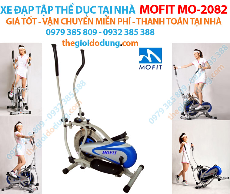 Xe đạp tập Mofit MO-2082 chính hãng giá tốt nhất
