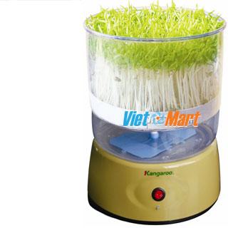 Máy trồng rau mầm làm giá đỗ Kangaroo KG-262 ava
