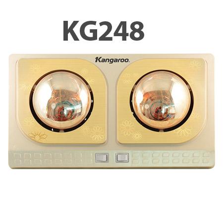 Đèn sưởi phòng tắm Kangaroo KG248 ava