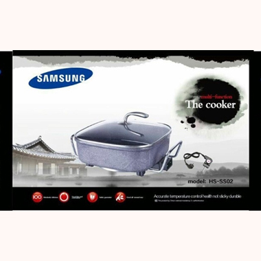Chảo lẩu điện Samsung HS-SS02