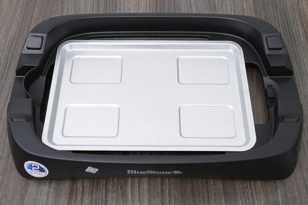 Bếp nướng điện không khói BlueStone EGB-7411 khay hứng mỡ